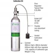 Calibration kits for HCFC / HFC, CO2 / NH3