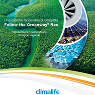 Follow the Greenway® Neo : A renewed and complete range of plant-based secondary refrigerant / heat transfer fluids