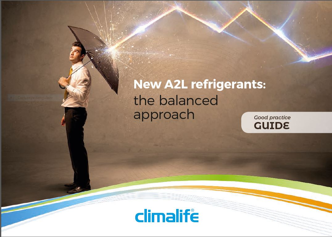 A2L refrigerants : Good practice guide