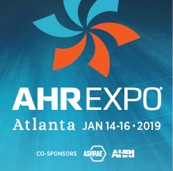 AHR Expo 2019 Atlanta USA