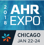AHR Expo 2018 Mc Cormick Place Chicago USA