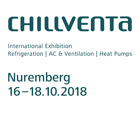 Conferences at the Nuremberg Exhibition Centre during Chillventa