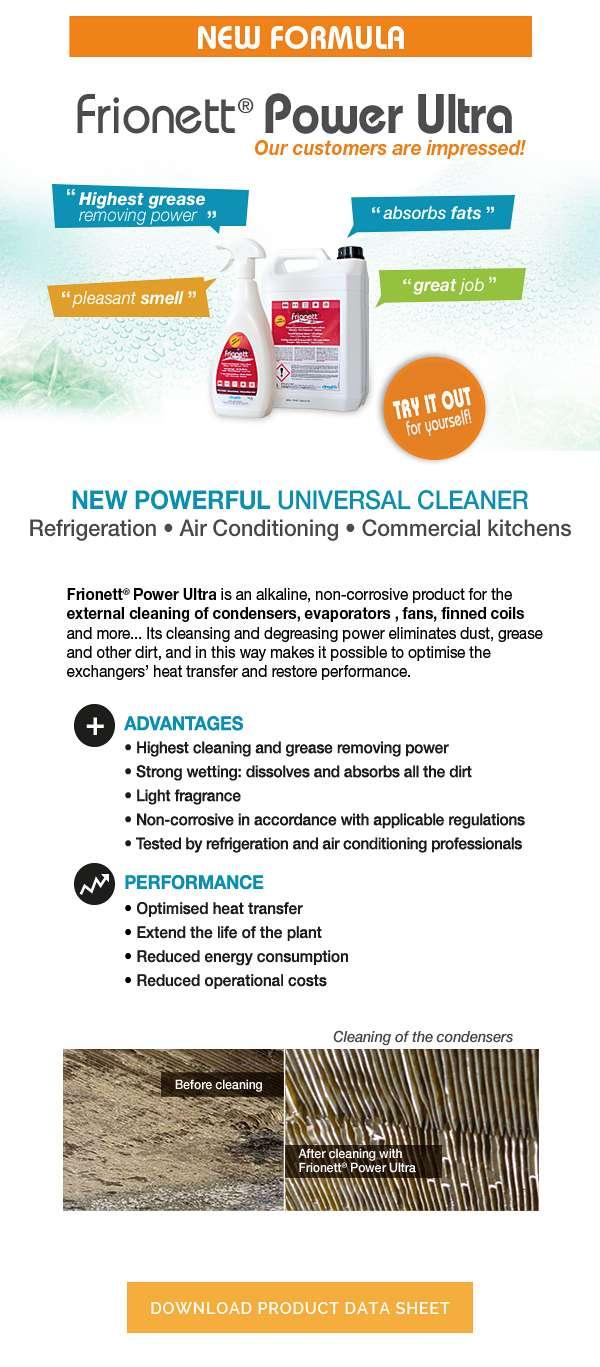 Frionett Power Ultra
