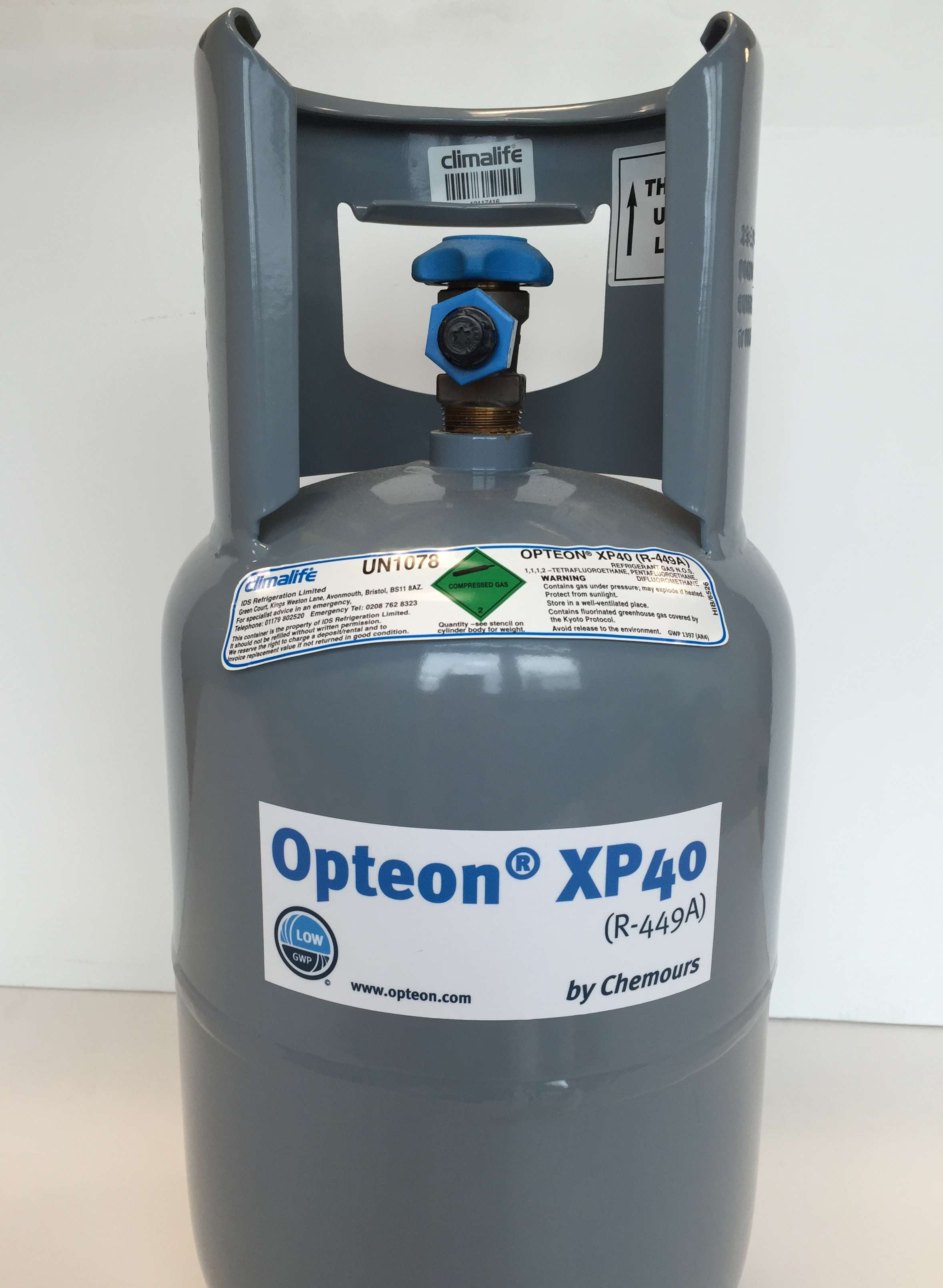 Opteon XP40 from Climalife UK