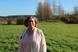 Pam Garven retires
