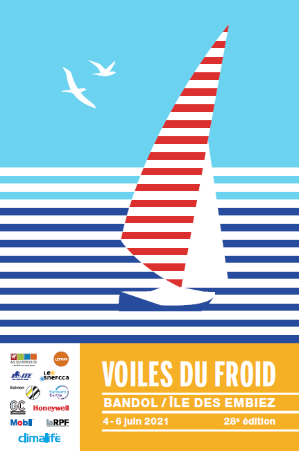 Climalife and its partners postpone the Voiles du Froid to 4, 5 and 6 June 2021